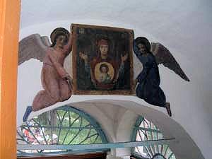 血の上の教会・壁画の天使.jpg